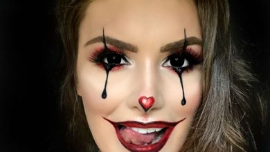 Photo of ▷ 1001 + kreative Ideen für ein einfaches Halloween-Make-up