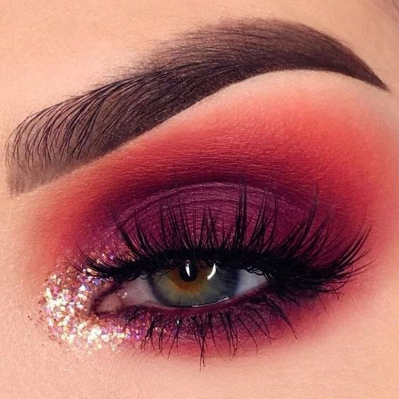 Photo of 14 Shimmer Eye Makeup Ideas voor verbluffende ogen