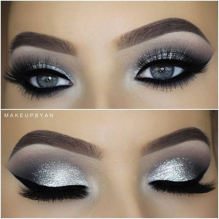 Photo of 23 Natural Smokey Eye Makeup macht dich brillant #brilliant #eye #make #ma …