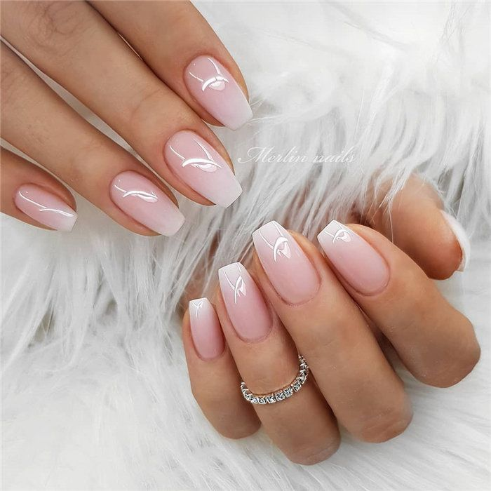 Photo of 70+ Wedding Natural Gel Nails Design Ideas for Bride 2019 #Bride #Design Ideas #Die # f … – Gelnagels – Mike Blog
