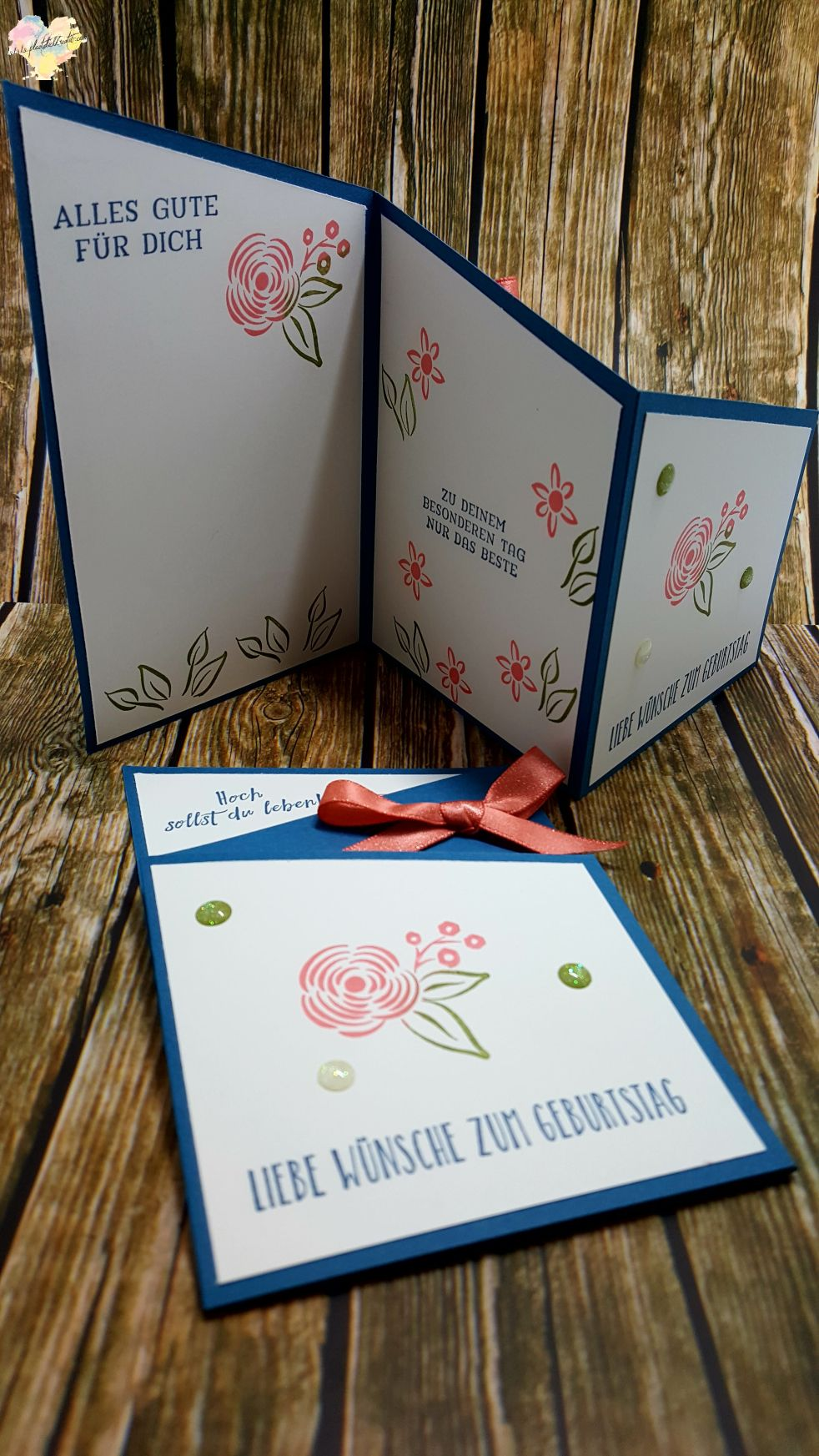 Photo of Britta Kohaupt – Independent Stampin'up! Demonstrator