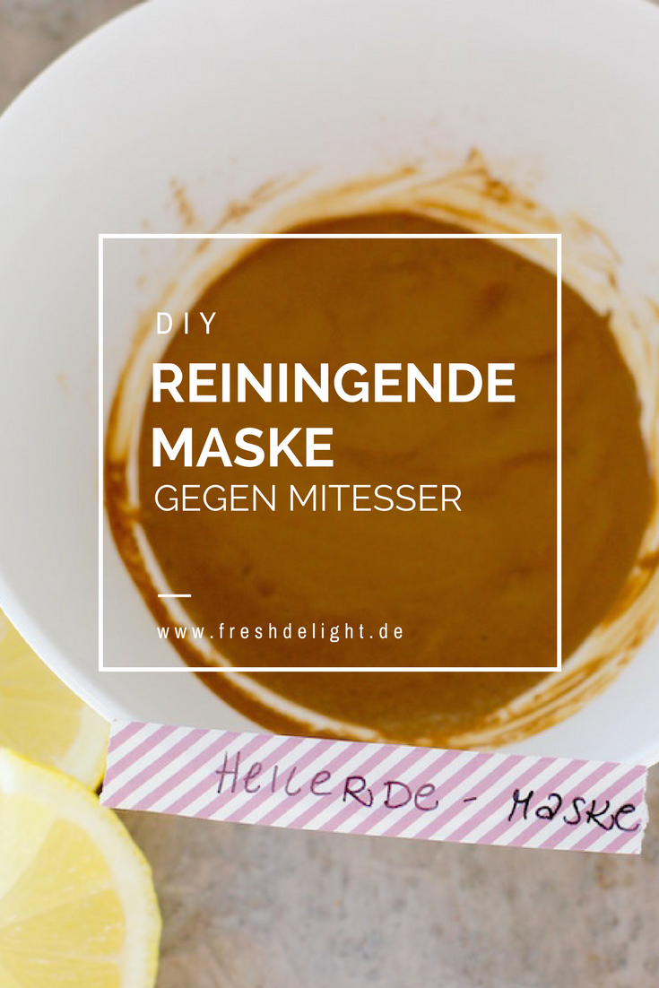 Photo of DIY: Heilerde-Maske gegen unreine Haut