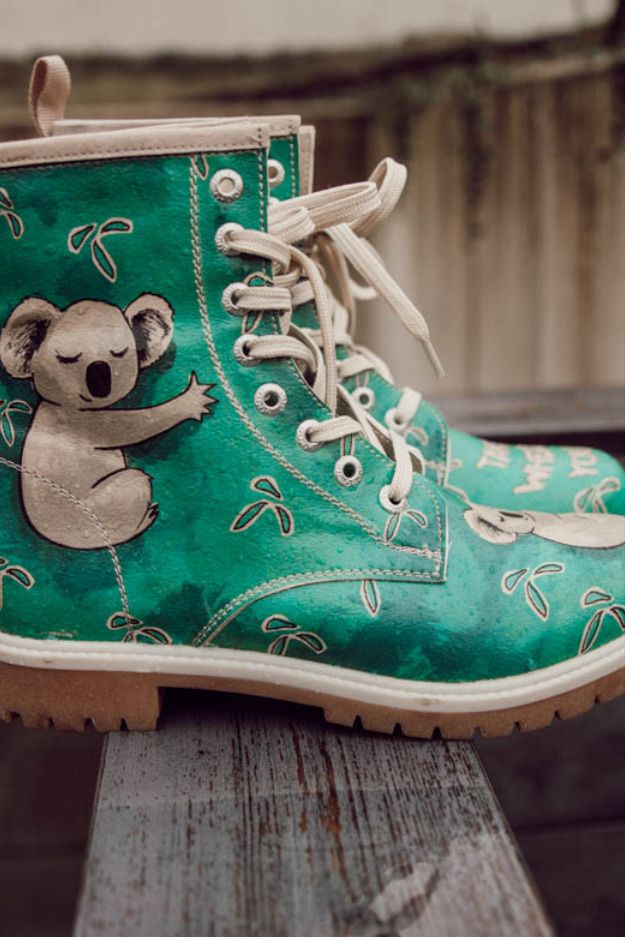 Photo of DOGO Stiefel – Koala