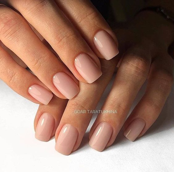 Photo of Nude Nail Polish – # to #nude #yes #volish – ▷ Nageldesign Galerie 2018