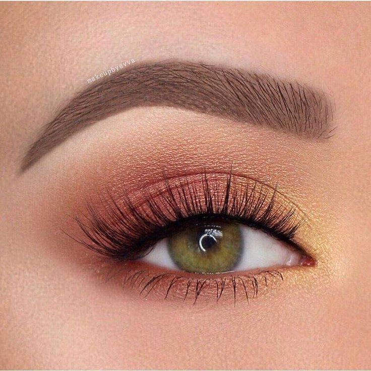 Photo of Oranje en gele oogschaduw #eyemakeupinspiration #eyemakeupinspiration #gelbe … – Damenmo …