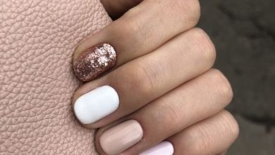 Photo of ❤To schattige roze nagels met bloemen en glitter nail art. Perfect voor de zomer #nailart #nailswag #nailstagram – Beauty Home