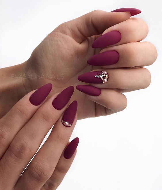 Photo of 20+ FASHIONABLE MATTE NAIL DESIGN, TRENDS & TRENDS DER MATTE MANICURE – Nageldesign & Nail Art