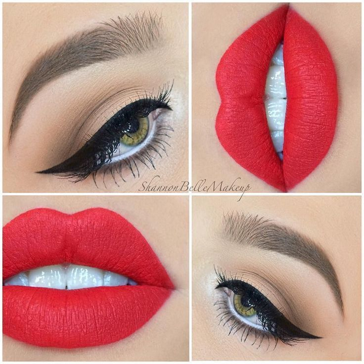 Photo of Red Lips Makeup Ideas 9 – DIY Dekoration – Hochzeit – #Decoratio …